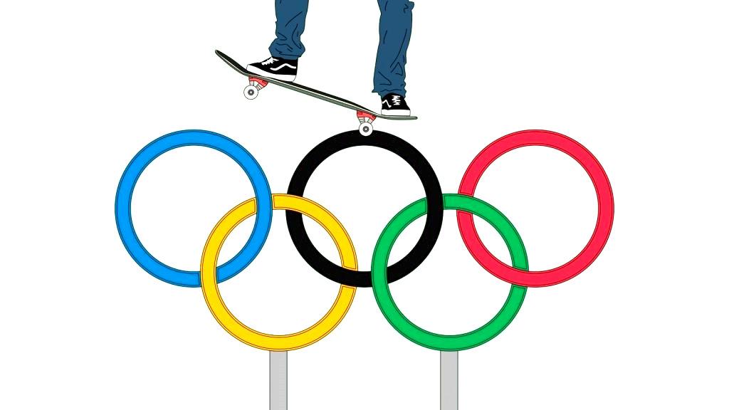 The Olympics Needs Skateboarding